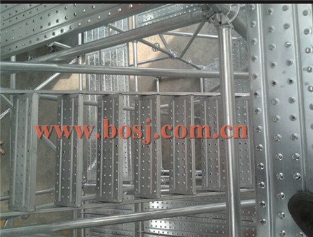 Hot Dipped Galvanized Scaffolding Steel Pipe & Steel Tube Punching Production Machine pictures & photos