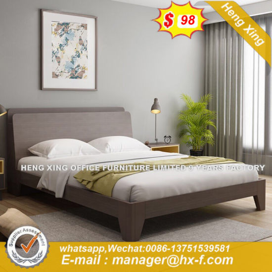 Commercial Metal Bunk  Upholstered Mattress Beds (HX-8ND9485) pictures & photos