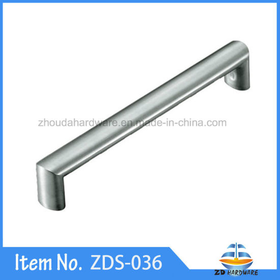 Furniture Ss Brushed Handles Stainless Steel Cabinet Pulls Kitchen Knobs
