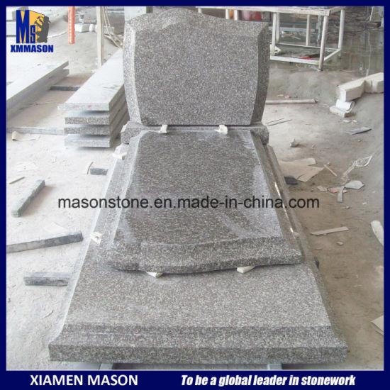 Mason France Standard Headstone in G664