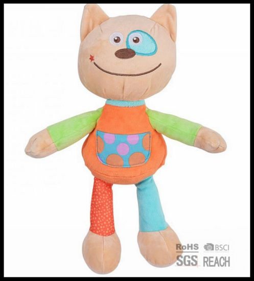 Wholesale Lovely Plush Aminal Baby Children Kids Toy pictures & photos