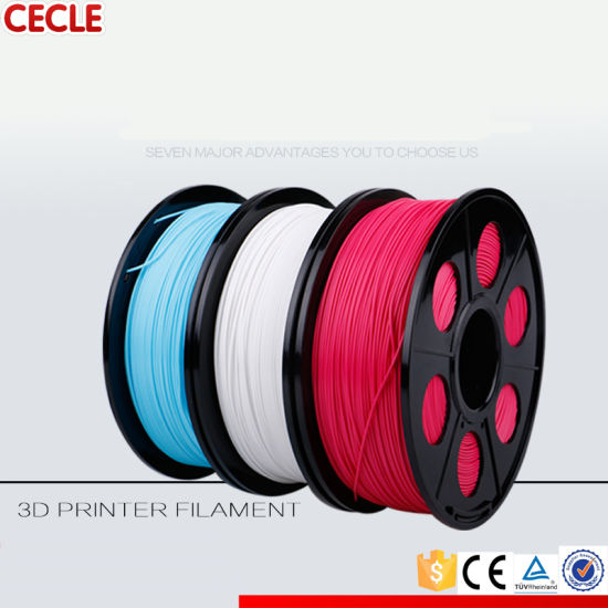 1.75mm 1kg ABS/PLA Customized Colors 3D Printer Filament pictures & photos