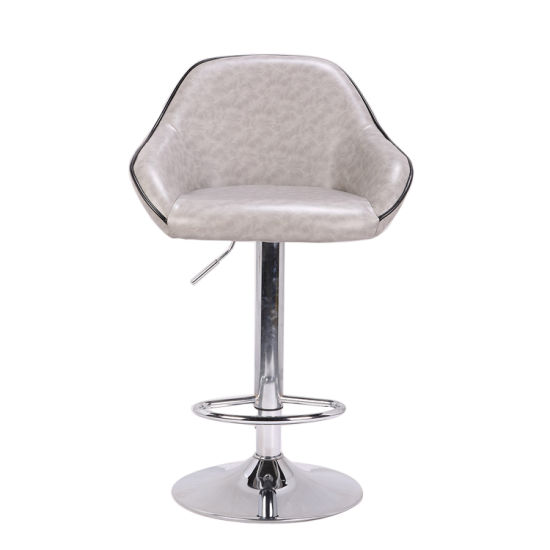 Phenomenal China Modern Style Faux Leather Colorful High Back Stool Bar Alphanode Cool Chair Designs And Ideas Alphanodeonline
