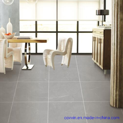 Gray Marble Look Rustic Glazed Porcelain Floor Tiles for Wholesale pictures & photos