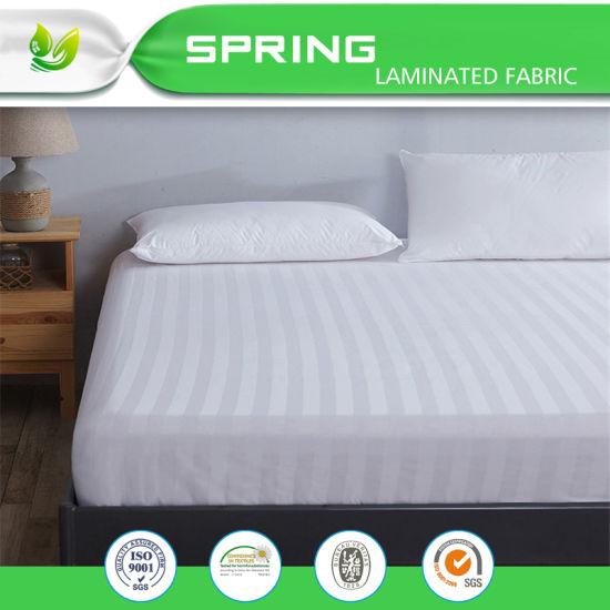 China Waterproof Mattress Pad For Full Size Bed Washable China