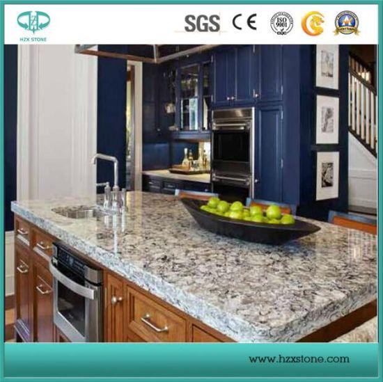 China Tiger Skin White Kitchen Countertops/Kitchentops ...