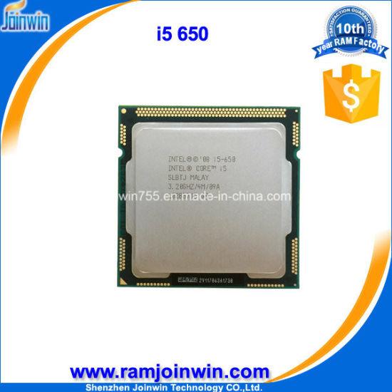 Free Sample LGA 1156 Socket Core I5 Processor CPU