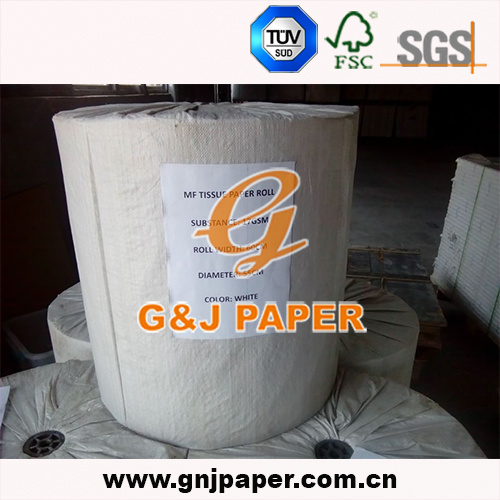 Big Size Mg Tissue Paper in Roll with Cheap Price pictures & photos