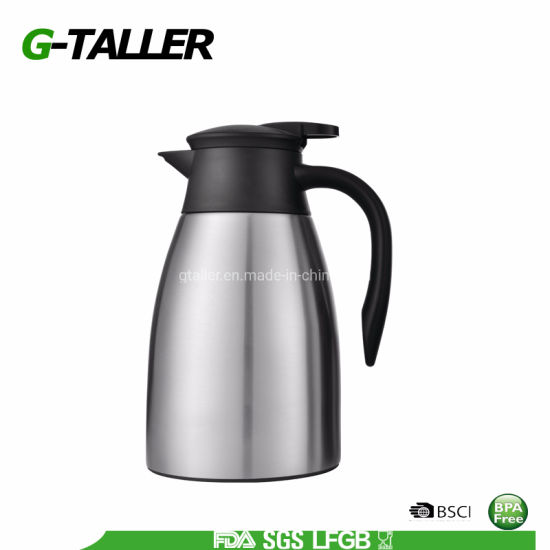 Thermal Coffee Carafe Vacuum Insulated Flask