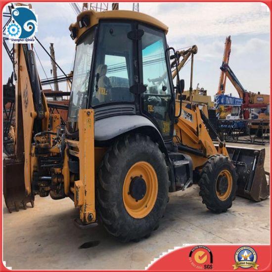 China Best Selling Used Construction Machinery UK Jcb 3cx