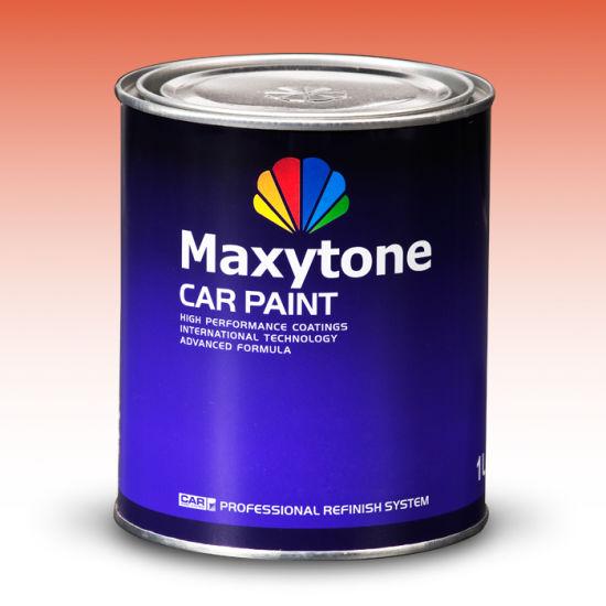 China Max 1k Metallic Colors Automotive Paint Fine White Silver China Yatu Car Colors Spray Paint