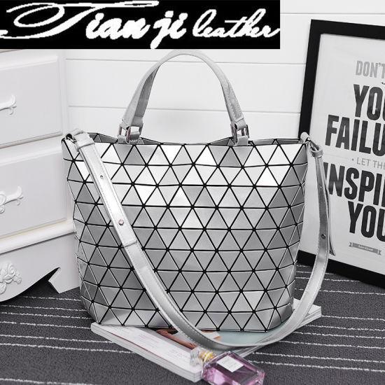 136c76039ea Hot Sale PU Leather Unique Lady Handbag Fashion Hangbags Ladies Women Bags