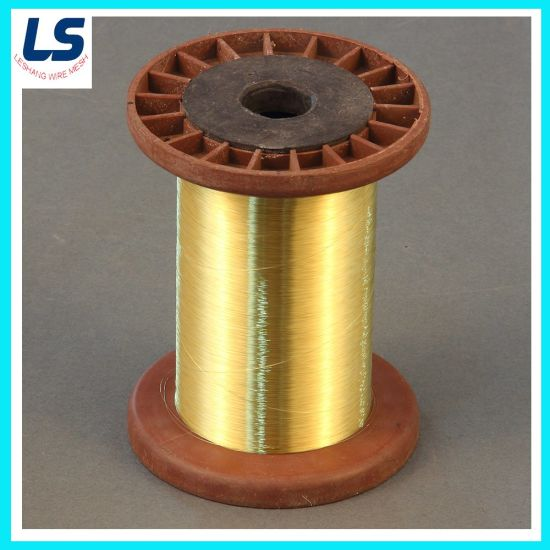 Brass Wire/Stainless Steel Wire for Brush in Spool or in Cut Wire