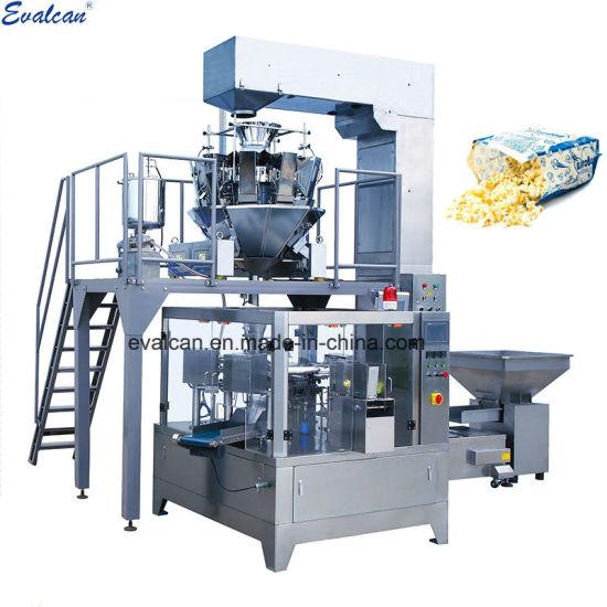 China Automatic Price Microwave Popcorn