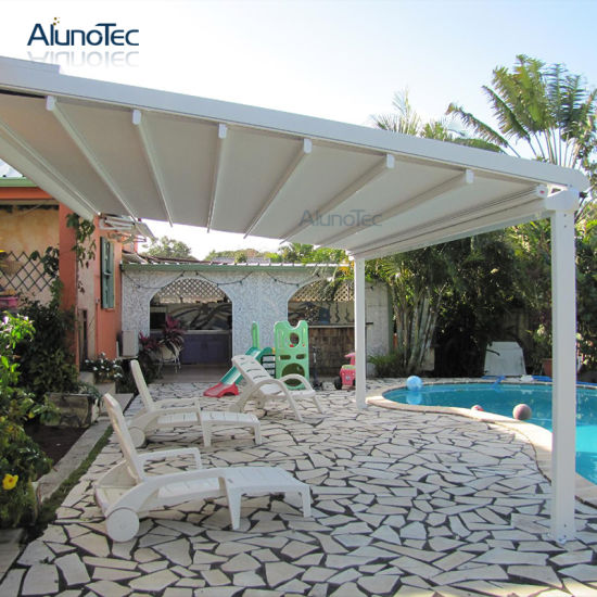 China Wholesale Large Size Waterproof Pergola Awnings for ...