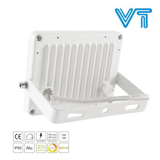 China Factory 10W/20W/30W/50W/100W LED Outdoor Lighting LED Floodlight