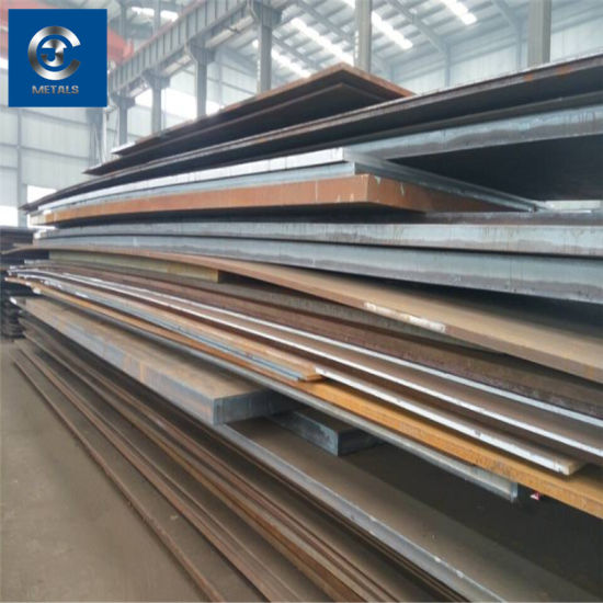 China Factory Carbon Steel Plate Q235 Steel Plate, Q235 Ms Plate pictures & photos