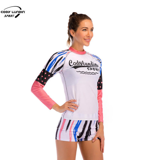Cody Lundin Shorts Suits for Women Surfing Wetsuit Women Surfing Diving Wetsuits