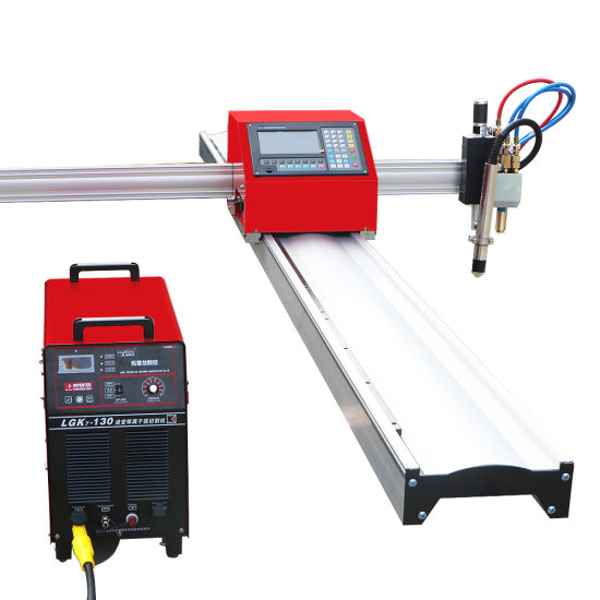 Cheap Price CNC Portable Plasma Flame Cutting Machine with Ce SGS Certificate