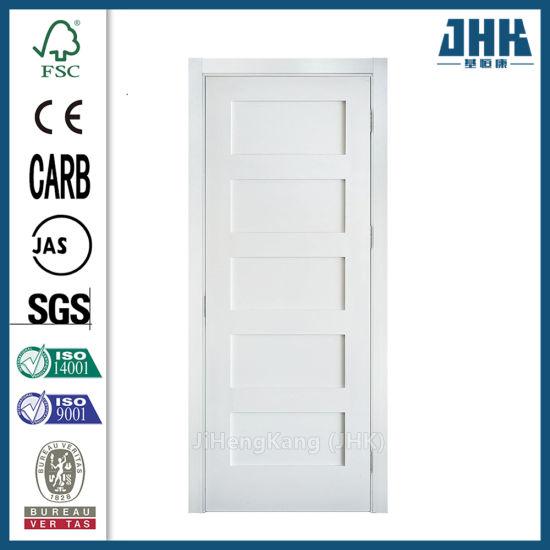 China White Oak Interior Doors