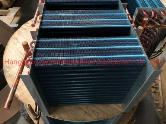 Factory Price Fresh Refrigerated Cabinet Evaporator Open Refrigerated Cabinet Condenser