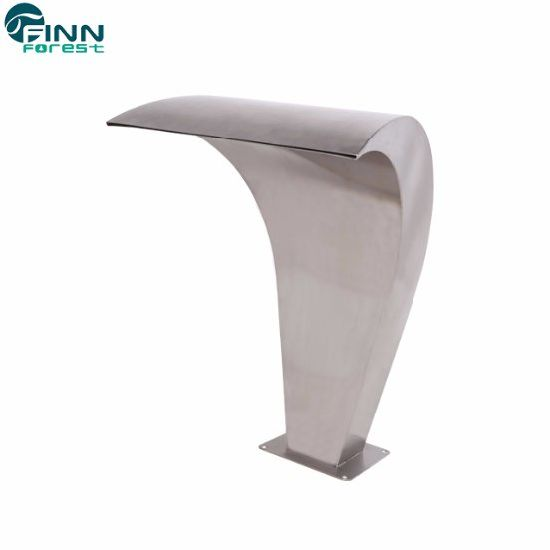 China Swimming Pool Spout Stainless Steel Water Features ...