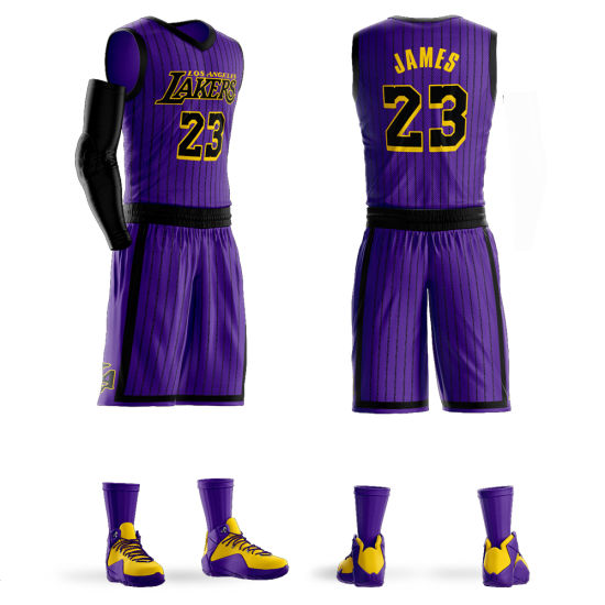 pretty nice 6e612 66417 Los Angeles Lakers #23 Lebron James Swingman Jersey Gold - Icon Edition