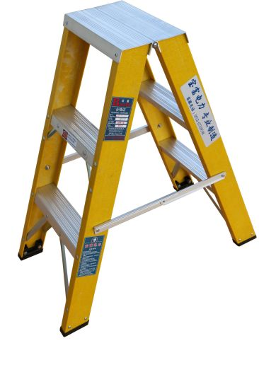 Surprising Hot Item Fiberglass Double Sided 3 Rung Step Ladder Alphanode Cool Chair Designs And Ideas Alphanodeonline
