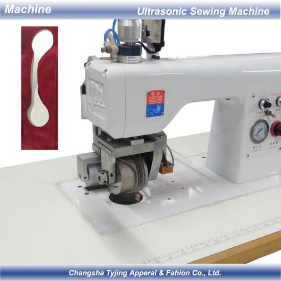 China Ultrasonic Lace Sewing Machine Ultrasonic Cutting Machine