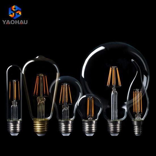 Vintage 8w 2w Screw Warm Filament Led St64 Bulb C35 2200k T45 4w Spiral Flexible Light 6w E27 G80 Base A60 Decorative Edison White Lighting 9EH2eDIYW