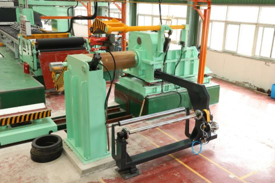 Stainless Steel Coil to Coil Hairline Hl Abrasive Belt Surface Polishing Machine pictures & photos