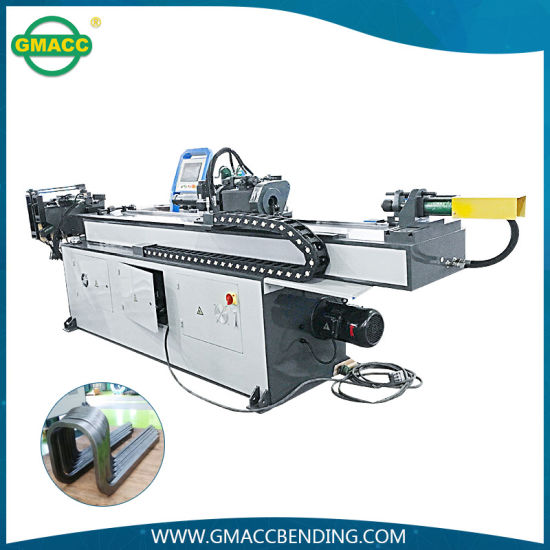GM-Sb-38CNC Single Head CE Certificate Pipe Bending Machine Semi Hydraulic Pipe Tube Bending Machine