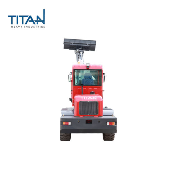 1.6t Telescopic loader with turn table with the Advantage of Good Price For hot sale