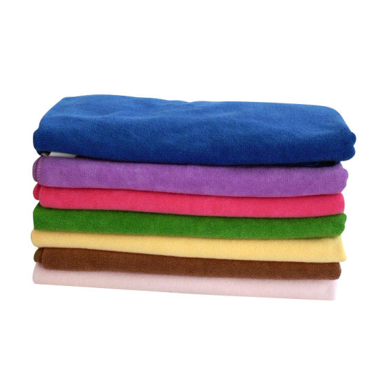 2020 OEM New Design Colour Towels