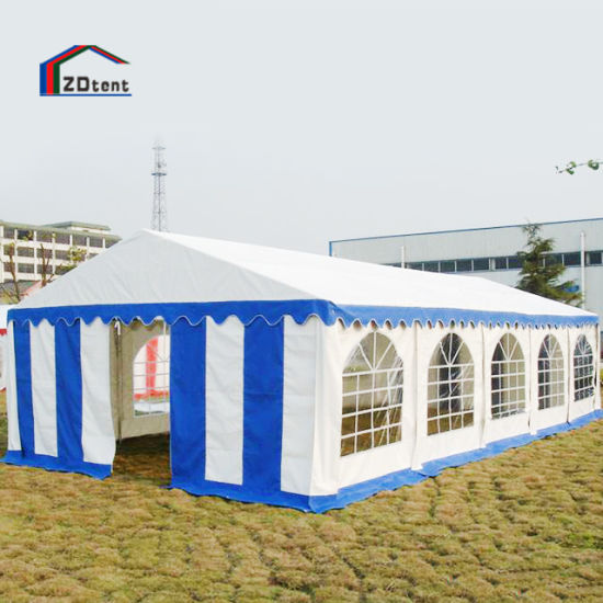 10X25m Aluminum Marquee Outdoor Sunproof Event Party Tent for Sale
