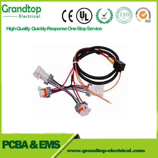 Miraculous China Automotive Landrover Pedal Wiring Harness Loom Assembly Wiring Digital Resources Sapebecompassionincorg