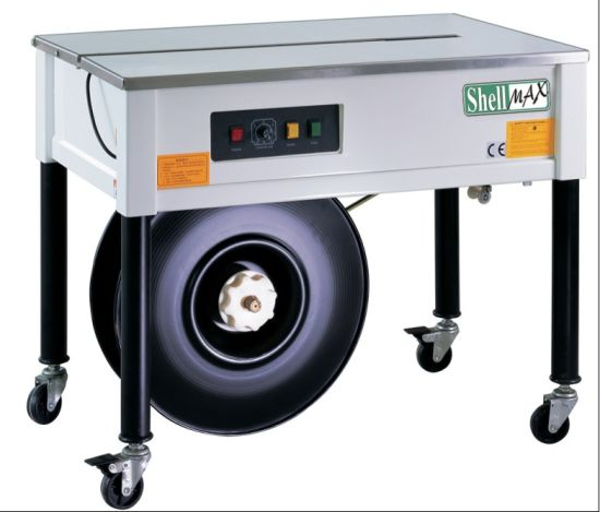 Semi-Automatic Strapping Machine - High Table Adjustable (XTXT8022) pictures & photos