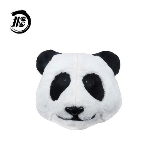 Animal Face Mask Halloween Panda Full Head Party Masks for Costume Cosplay