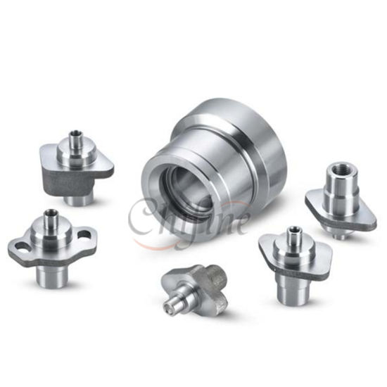 OEM Steel Forged Die Forging Metal Parts with Casting