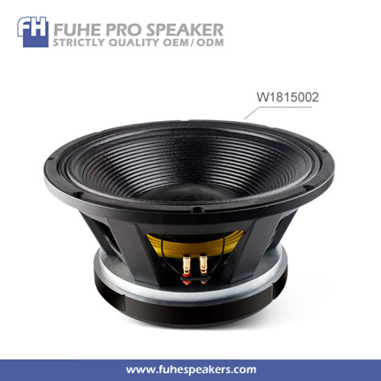 18inch W1815002 1500W Outdoor Subwoofer/High Power Subwoofer/Altavo0z Professional
