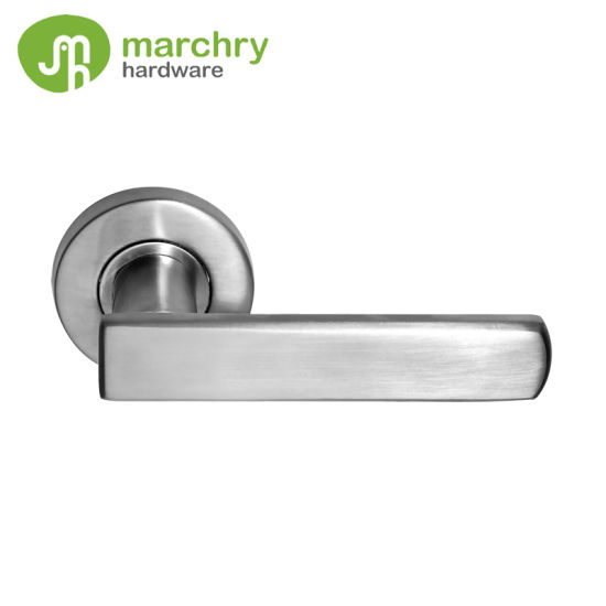 Classical Design Wood Door Double Sided Door Handle Lock