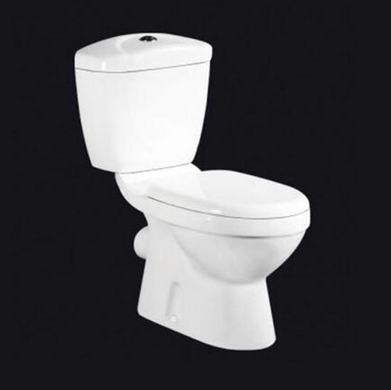 Bathroom Wc Toilet Porcelain Sanitaryware Toilet pictures & photos