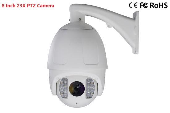 Fsan 2MP 8'' 23X Optical Zoom IR Infrared High Speed Dome PTZ Camera