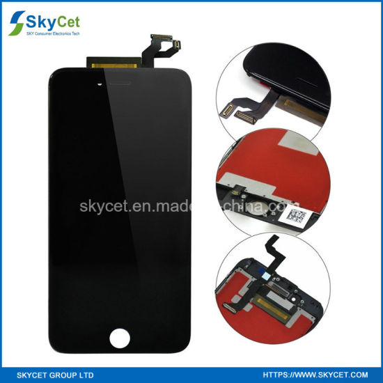 Mobile Phone LCD Display for iPhone 6s Copy LCD Touch Screen pictures & photos