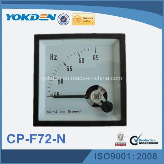 Cp-F72-N 380V Frequency Measuring Tool Hz Meter