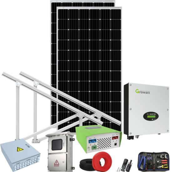 1kw on Grid Solar Power System Price Without Battery
