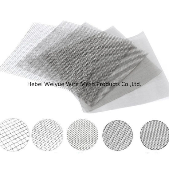400 Micron Stainless Steel Wire Mesh Ultra Fine Coffee Filters pictures & photos