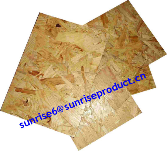 OSB Kitchen Cabinet Plywood Waterproof Tongu and Groov pictures & photos