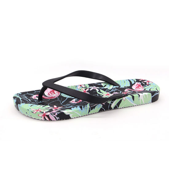 New PE Customized Cheap Wholesale Flip Flops Slippers