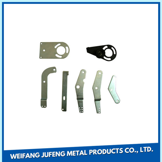 Aluminum/Copper/Steel Stamping Terminal Parts for Electrical Industry